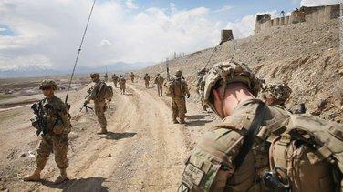 SAD vojnici Avganistan
