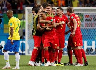 brazil belgija