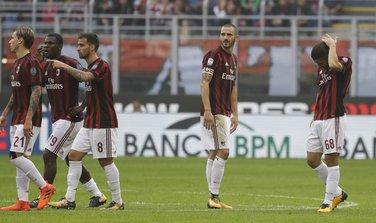 Leonardo Bonući AC Milan