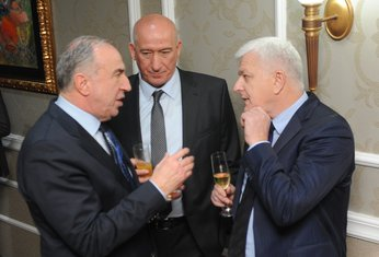Milivoje Katnić, Ivica Stanković, Duško Marković