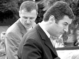 Goran Žugić, Milo Đukanović