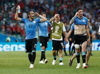 Urugvaj Mundijal u Rusiji