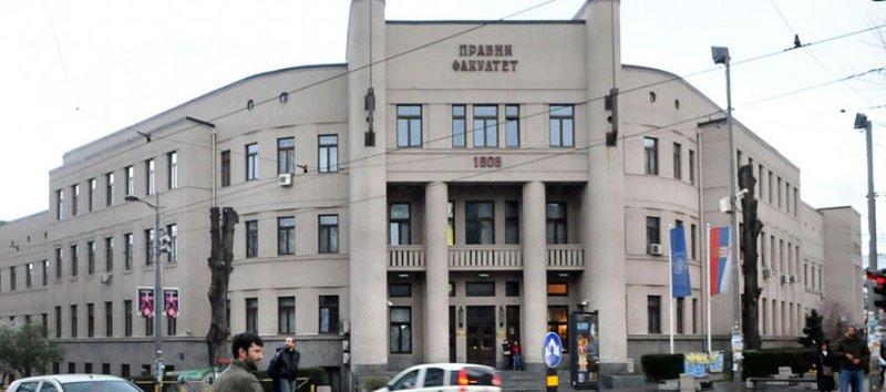 Pravni fakultet Beograd