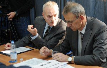 Ranko Vujović, Abaz Džafić