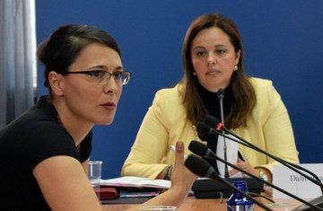 Vanja Ćalović Marković, Daliborka Pejović