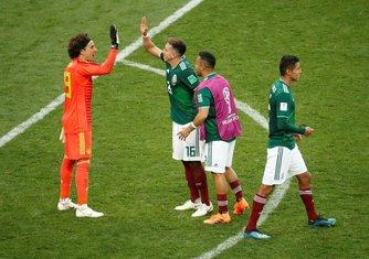 Meksiko Mundijal u Rusiji