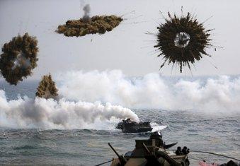 Vojne vježbe SAD Južna Koreja
