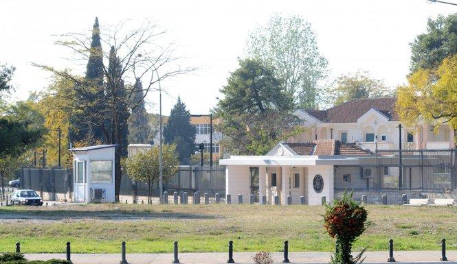 ambasada SAD, Podgorica
