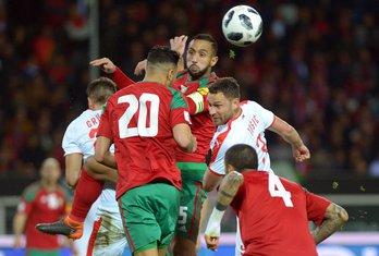 Maroko srbija