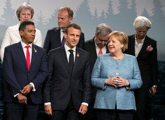 G7 samit Kanada