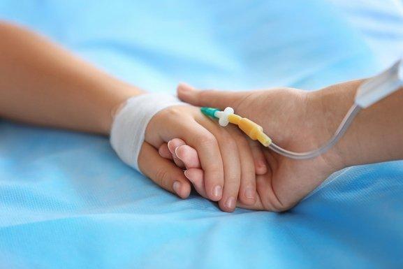 Dijete, bolnica
