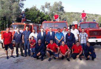 Dobrovoljno vatrogasno društvo Luštica