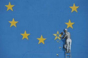 Evropska unija Benksi