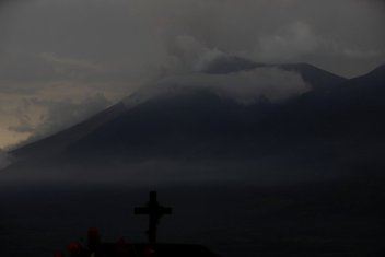 Fuego vulkan