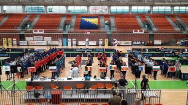 Balkansko prvenstvo u stonom tenisu za mlade