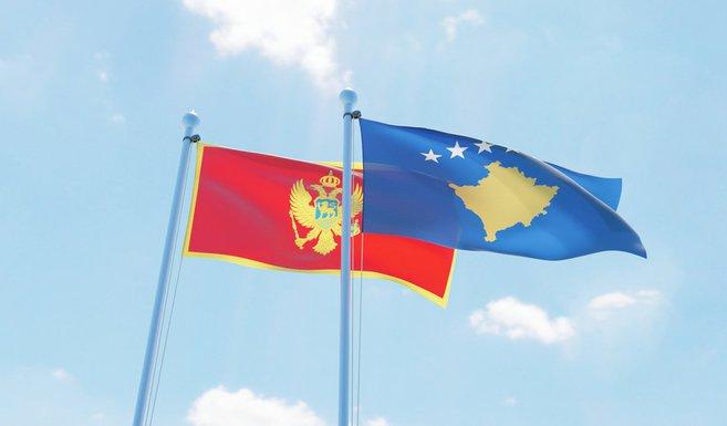 Crna Gora, Kosovo