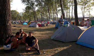 Lake fest 2017 kamp