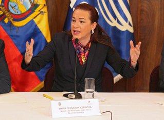 Marija Fernanda Espinosa, Marija Espinosa