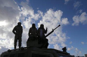 Libija, vojska
