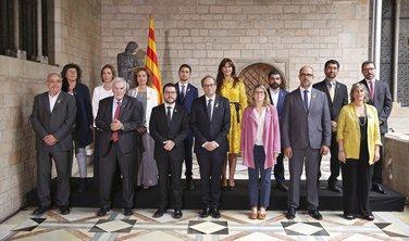 Katalonija, vlada