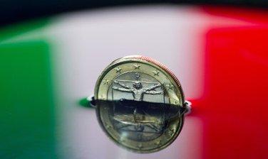 Italija, euro