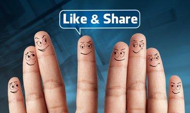 Like, Share