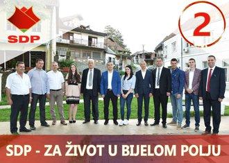 SDP Bijelo Polje