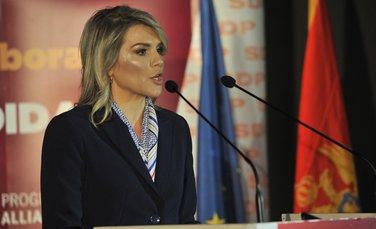 Draginja Vuksanović, SDP