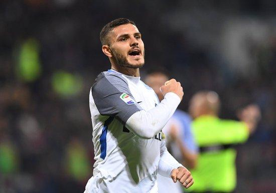 Mauro Ikardi Inter Milano