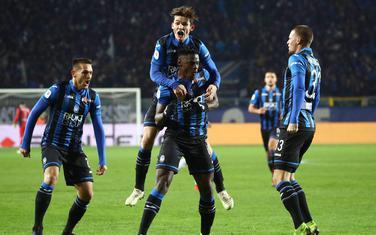 Fudbaleri Atalante slave gol protiv Juvenusa