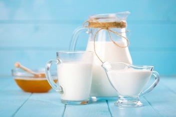 mlijeko, med