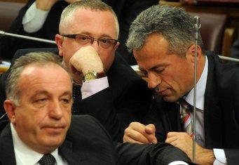 Amer Halilović, Suljo Mustafić, Kemal Purišić