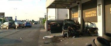 Podgorica nesreća