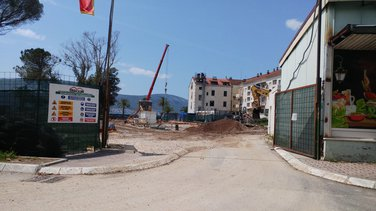 Mimoza gradilišt Tivat