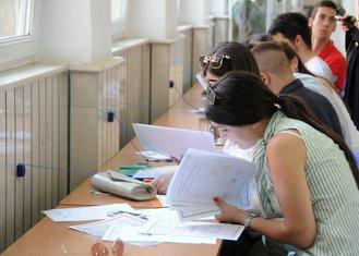 studenti, fakultet, upis na fakultet