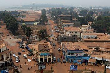 Bangi, Centralnoafrička republika