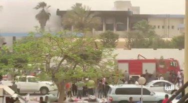 Libija napad