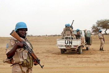 Mali, UN
