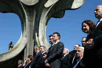 Jasenovac komemoracija, Andrej Plenković