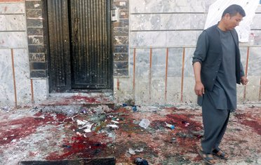 Kabul, napad