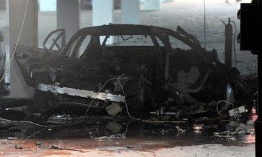 Podgorica, eksplozija
