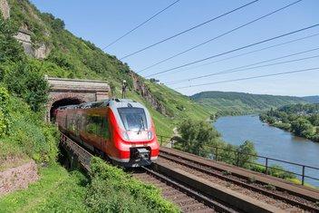 Njemačka, voz