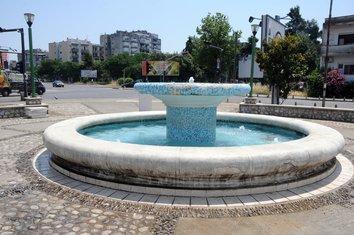 fontana, Pobrežje