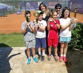 Finalisti prvenstva do 10 godina, tenis