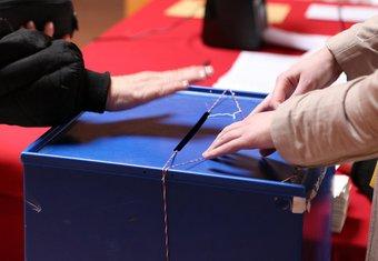 izbori Nikšić, glasanje