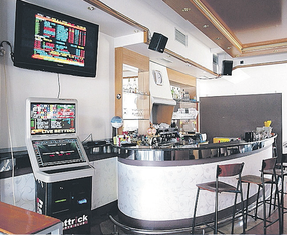 Kocka, kockanje, terminali