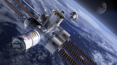 Aurora Station, hotel u svemiru, svemirski hotel