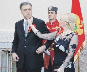 Filip Vujanović, Svetlana Vujanović