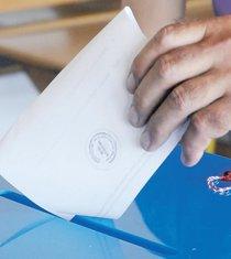 glasanje, glasački listić, izbori