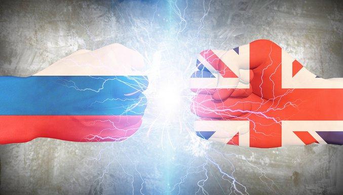 Rusija, Velika Britanija